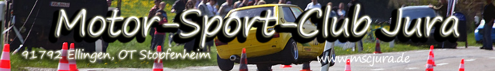 MSC Jura – mscjura.de – Motorsportclub Jura header image 1